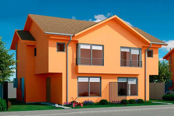 Casas Barrio Oeste