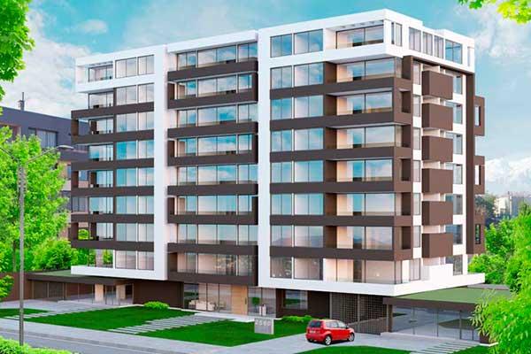 Edificio Los Leones 2580